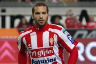 La curiosa felicitación a Adán del jugador del Sporting