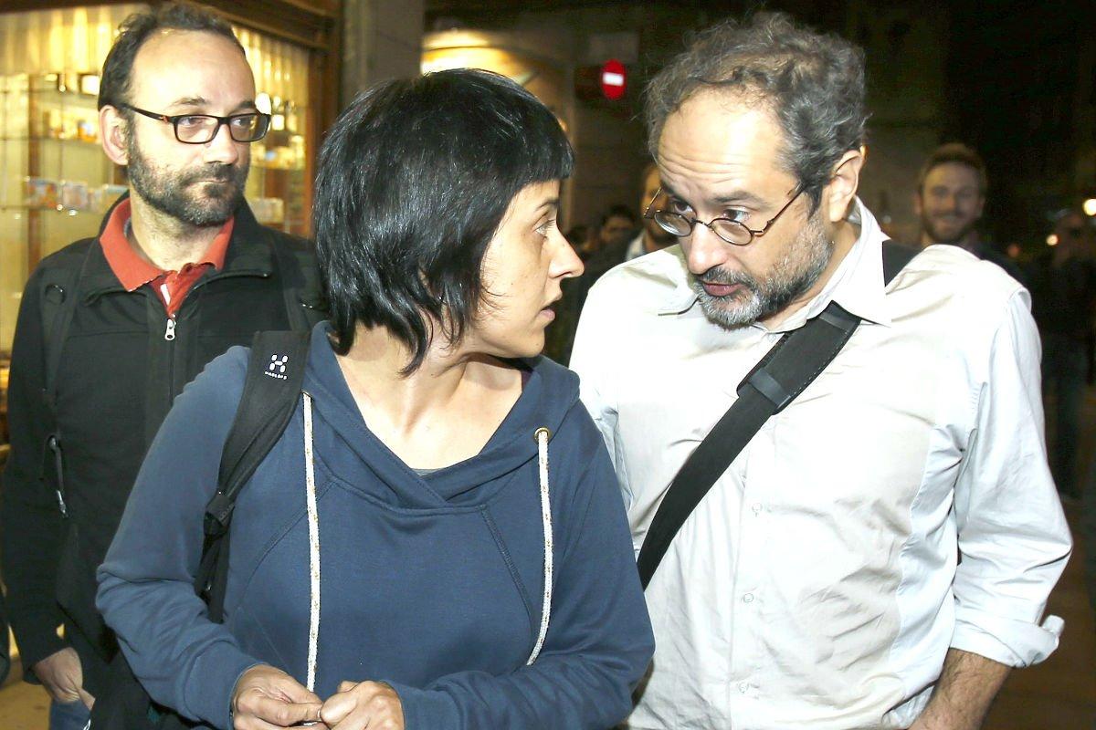 """La CUP exige la república catalana en 18 meses y un presidente """"de consenso"""""""