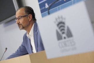 """Ciudadanos plantea en las Cortes que los funcionarios que denuncien """"corruptelas"""" queden blindados"""
