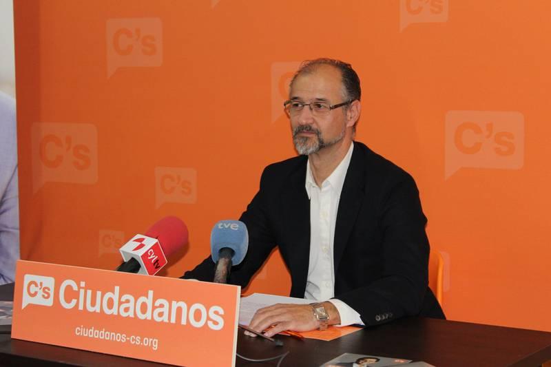Ciudadanos (C's) exige disculpas y explicaciones al Consejero de Sanidad por la suspensión de las oposiciones de Enfermería