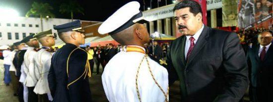¡Alerta roja! El chulesco discurso de Maduro anunciando un golpe militar