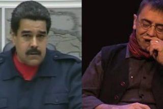 La payasada de Monedero sobre Rivera, una burda copia de Maduro