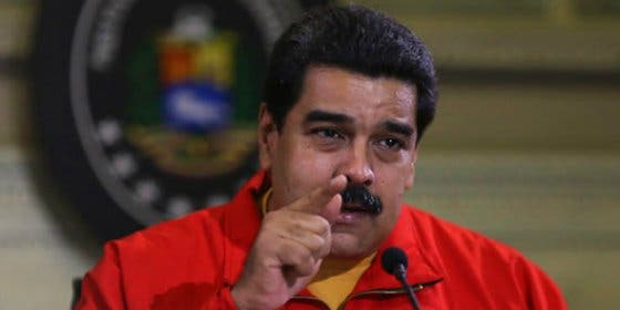 """Maduro da el golpe: """"Si la derecha gana las elecciones me lanzo a la calle"""""""