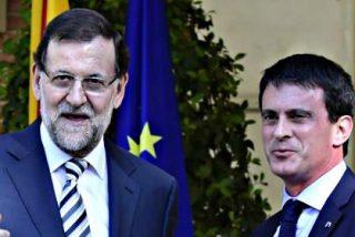 """Manuel Valls: """"Comprendo que Mariano Rajoy espere, pero Francia necesita ayuda"""""""