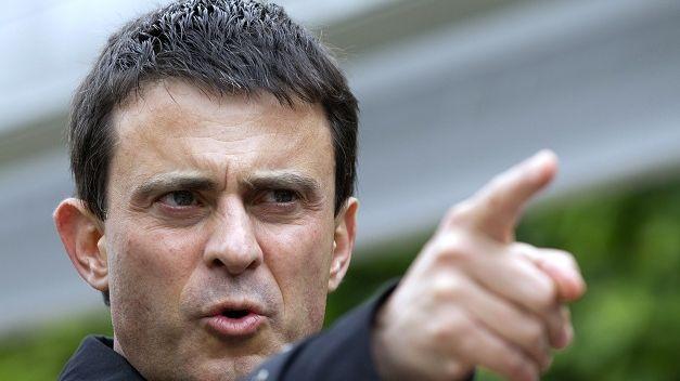 """Manuel Valls: """"No podemos aceptar más refugiados en Europa, no es posible"""""""