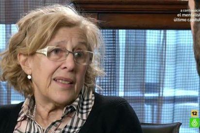"Manuela Carmena: ""Si pudiera, rebobinar, no me presentaba para ser alcaldesa"""