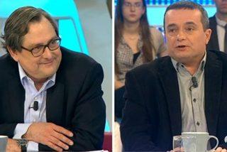 """Marhuenda al arrendador de 'podemitas': """"¡Entérate de los resultados en Cataluña!"""""""
