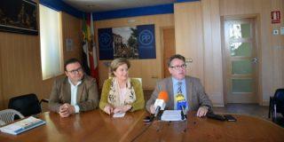 """Del Moral asegura que el gobierno de Vara ha dado """"pistas preocupantes"""" sobre los presupuestos de 2016"""