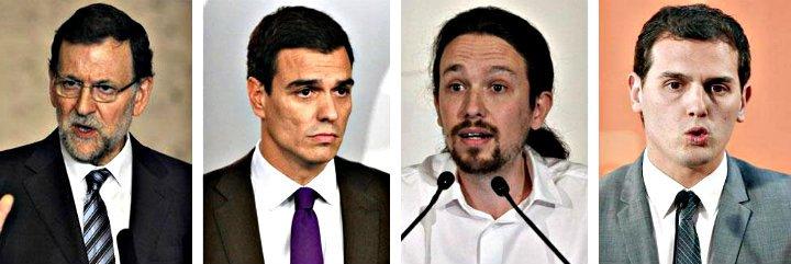 El PP ganará las elecciones generales con un 29,1% mientras que Podemos se va por la cloaca