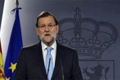 """Mariano Rajoy tras los atentados yihadistas de París: """"Es una lucha entre civilización y barbarie"""""""
