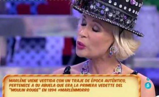Tras Contar Su Vida En Sálvame Marlene Mourreau Se Desnuda Para
