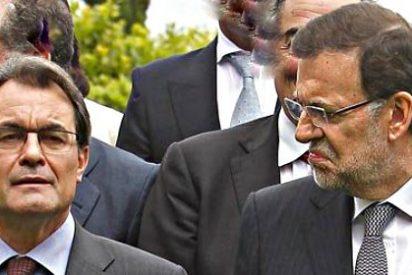 Mariano Rajoy establece un férreo control financiero para evitar que Artur Mas se gaste el dinero en 'bobadas'