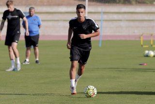 El Madrid intentó hacerse con el jugador del Málaga