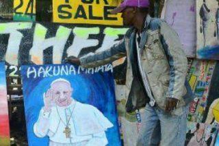 La convulsa África que espera al Papa