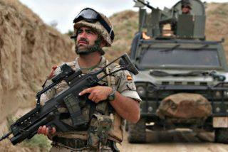España está a la cola del mundo en gasto militar y Política de Defensa