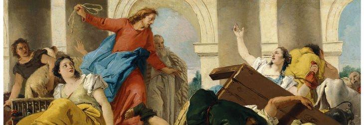 """Francisco arremete contra el """"santo soborno"""" en el interior de la Iglesia"""