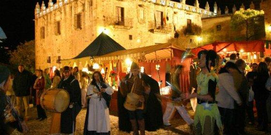 Cáceres registró este fin de semana una ocupación hotelera media del 90 por ciento