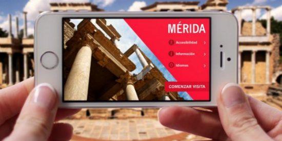 Mérida lanza una app para la visita a la ciudad