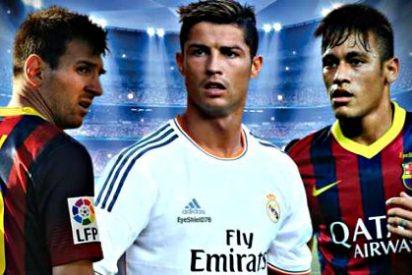 Messi, Neymar y Cristiano Ronaldo pelearán por el FIFA Balón de Oro