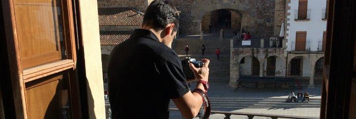 La naturaleza y gastronomía extremeña, protagonista en la TV de México