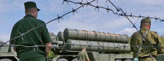 Así es el mortífero sistema antiaéreo ruso S-400 que espanta a la OTAN