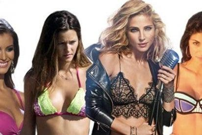 Las chicas de Women'secret con Elsa Pataky: de Linda Morselli a Anna Barrachina