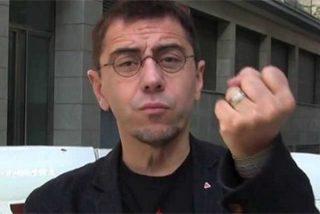 """La Complutense sanciona a Monedero por una """"falta muy grave"""" y Pablo Iglesias y Verstrynge le defienden"""