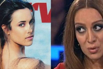 """Mónica Naranjo, rabiosa después de que una """"choni"""" la ponga a parir desnuda en 'Interviú'"""