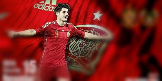 Asegura que será el '9' de España en la Eurocopa