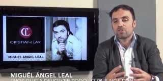 Entrevista a Miguel Angel Leal - Cristian Lay - 25-11-2015