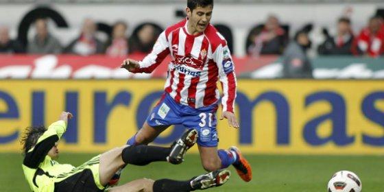 Un jugador del Sporting desmiente haber sido retenido en una cafetería de París