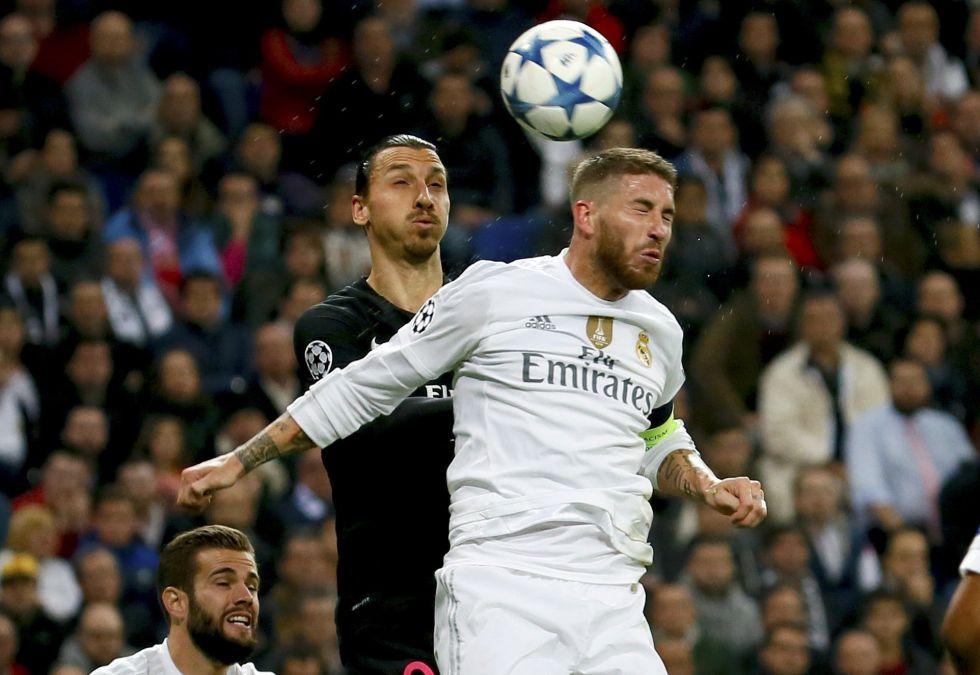 """Sergio Ramos: """"Jugamos peor y nos llevamos el partido"""""""