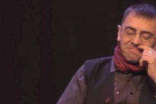 El podemita Monedero se pasa de la raya con Albert Rivera: insinúa que esnifa cocaína