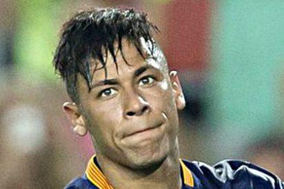 Florentino tantea la opción de Neymar como sustituto de Cristiano Ronaldo en el Real Madrid