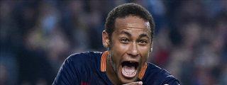 Neymar y Luis Suárez se alejan con el Pichichi, opacando a Messi y Cristiano