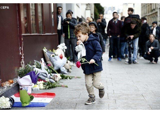 Viernes de terror en París