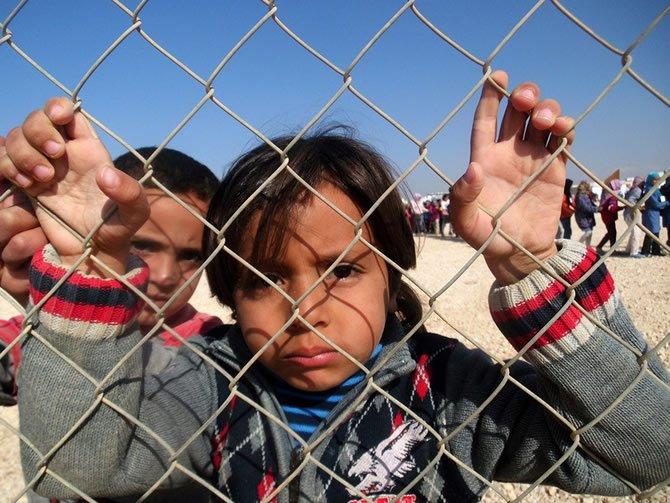 La tragedia de los inmigrantes de Siria
