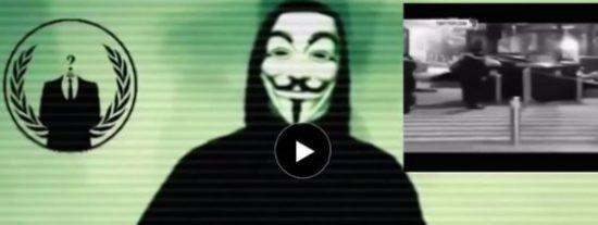 """Así 'corta' el Ejército Islámico a Anonymous tras su declaración de guerra total: """"¡Idiotas!"""""""