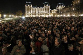 Emotivo funeral en Notre Dame por las víctimas de la masacre de París