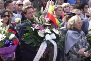 """[Vídeo] ¿Es esta ofrenda floral en Sa Feixina un """"acto de enaltecimiento del fascismo""""?"""