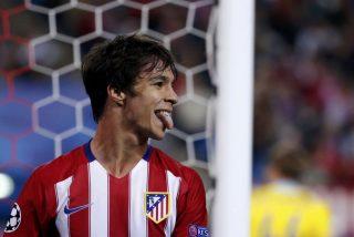 """Óliver Torres: """"Jugaría en el Atlético hasta de portero"""""""
