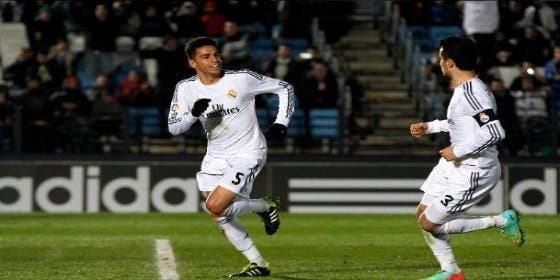 El jugador del Madrid quiere jugar en el Sporting