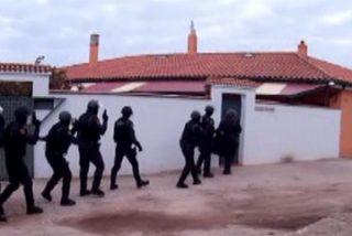 Duro golpe en Plasencia a un clan familiar dedicado al tráfico de drogas