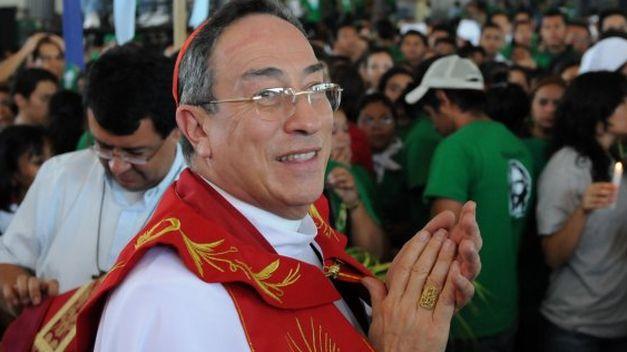 Cardenal Maradiaga aboga por eliminar el analfabetismo en su país