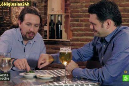 """Pablo Iglesias: """"Cuando trabajas 15-17 horas al día se te nota el cansancio"""""""
