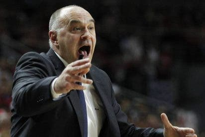 El Real Madrid de baloncesto, al borde del precipicio