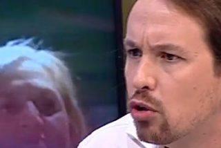 A Motos se le quita la sonrisa con un Pablo Iglesias más aburrido y con peor cara que la de Justin Bieber