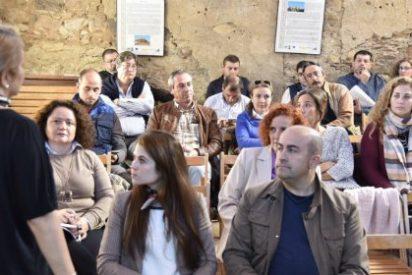 La localidad de Alconchel acogió el Encuentro Comarcal de Empresas y Emprendedores de la comarca de Olivenza