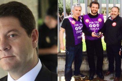 El PSOE asalta Radio Televisión Castilla La Mancha repartiendo cargos entre los 'camisetas negras'