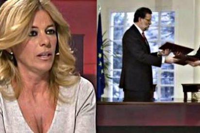 """El estacazo de Esther Palomera al líder del PSOE: """"Rajoy no es Aznar, pero Sánchez parece Gila"""""""